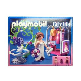Playmobil 6155 Sessão Fotográfica Da Noiva City Life Geobra