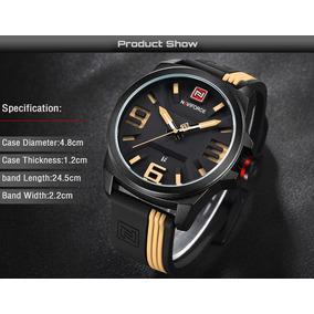 5819fad36bc Relogio Navy Force Masculino - Relógio Masculino no Mercado Livre Brasil