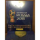 Album Panini Pasta Dura Mundial Rusia 2018 100% Original