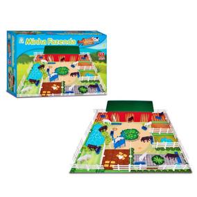 Fazendinha De Brinquedo 41 Peças Criança - Nig