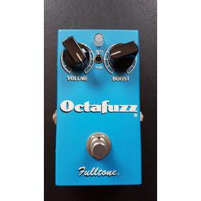 Pedal Guitarra Fuzz Octafuzz Fulltone