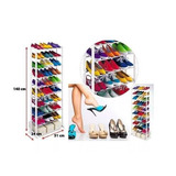 Organizador De Zapatos Amazing Shoe Rack