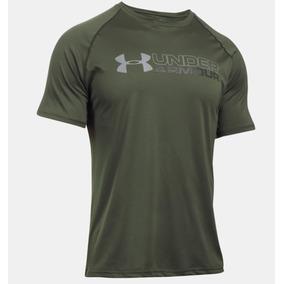 177930636cb9b Camiseta Quiksilver Basica Wordmarked Verde - Camisetas e Blusas no ...