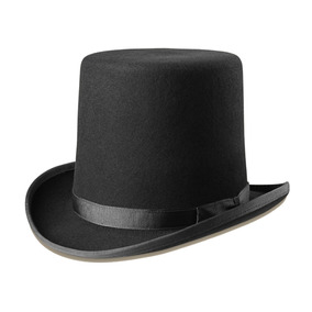 Sombrero De Gala Copa Walton Negro 51d675729cf