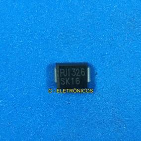 Sk16 Sk 16b Diodo Smd Placa Hp E Epson (10 Unidades)