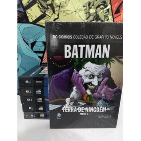 Colecao Graphic N. Batman Terra De Ninguem P 5 Frete Gratis