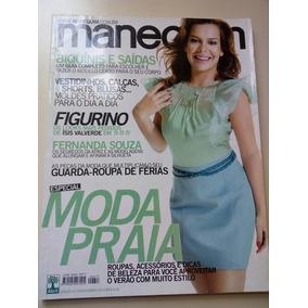 Revista Manequim 617 - Fernanda Souza - Isis Valverde C/mold