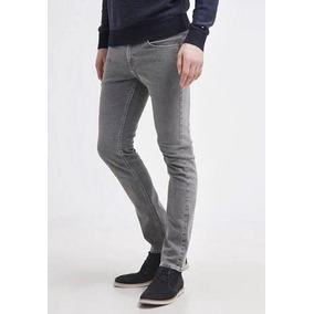 Pantalon Gris Vans Skinny Jeans Original De Tienda Vans - Ropa ... 628845da4c6