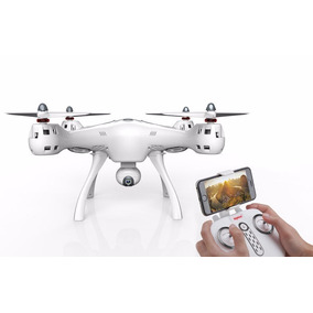 Drone Syma X8pro Gps Câmera Fpv A Pronta Entrega