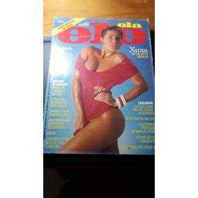 Revista Ele E Ela Xuxa No Calor Da Moda 83 Nº 160 #