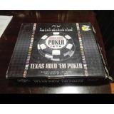 Póker Texas Holdem Virtual Juego De Mesa Videojuego