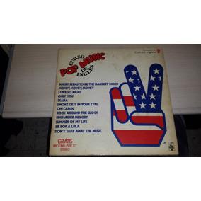 Lp Disco - Curso Pop Music De Inglês 1977 - Capa Dupla