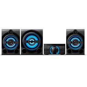 Mini System Sony M80d 2150w, Bluetooth Ldac, Tecnologia Dsee