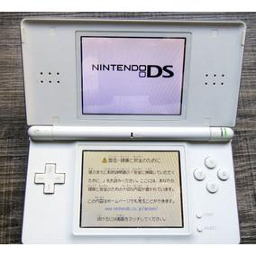 Nintendo Ds Lite Original Jp Branco D458