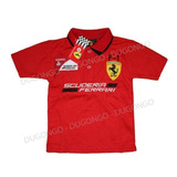 411d47887e Camisas Ferrari Infantil Piquet Camisetas Promoção