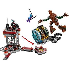Lego 76020 Guardiões Galáxia Knowhere Escape Mission 433