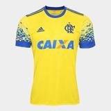 Camisa Futebol Mengão Rubro Negro Flamengo 2017 Liquidação 4bf834a7c7970