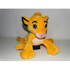 Pelucia Simba - Pelúcias de Personagens Disney no Mercado Livre Brasil 51f981463