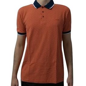 Camisa Polo Masculina Poa - Calçados 8d480444e968a