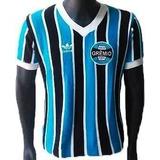 2e3ea59036 Camisa Do Gremio 1983 Renato no Mercado Livre Brasil