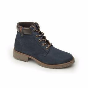 54fe509e Zapatos Flexi Dama - Botas y Botinetas Azul marino en Mercado Libre ...