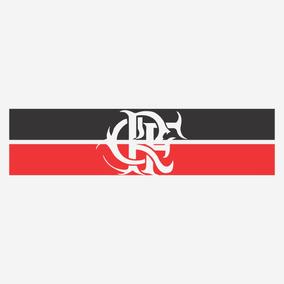 Adesivo De Parede Faixa Escudo Crf Flamengo 110cm A324 4e28590869eee