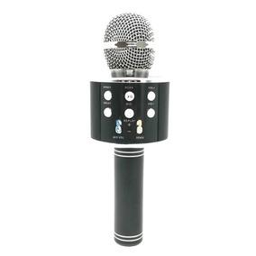 Transmisor Receptor Av Microfono Inalambrico 858 Metal B71n