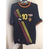 Camisas Da Bélgica, Copas De 2014 E 2018. #10 E. Hazard.