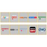 Telecine Play!.+premiere + Fox Espn.-1 Ano!