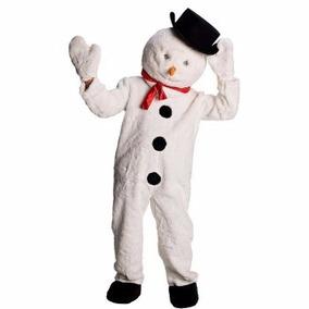 Disfraz Botarga De Mono De Nieve Navidad Para Adultos 1cd3ef263b8