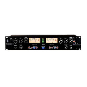 Art Pro Mpa 2 Pré Amplificador Valvulado 2 Canais Pro Loja !