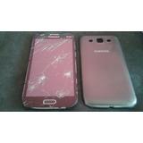 Smartphone Samsung Win I8552 - Não Liga E Tela Quebrado