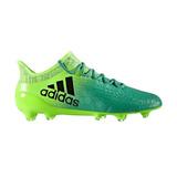 100% authentic 5e2ae f5d80 Botines Con Tapones adidas Futbol X 16.1 Fg Hombre Vd vf