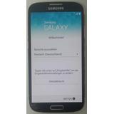 Samsung Galaxy S4 I9505 4g- Semi Novo Tampa Branca Detalhe