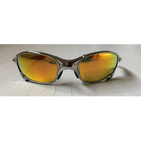 Oculos Oakley Juliet X Metal Polished Fire Polarizada De Sol ... 6a963dd9dc