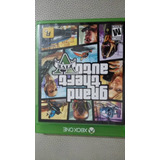 Gta V Xbox One Usado
