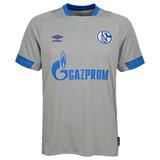d1d0047ccf Camisa Schalke S04 ( Pronta Entrega ) Produto No Brasil