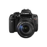 Canon - Cámara Réflex Digital Eos Rebel T6i Con Ef-s 18-135