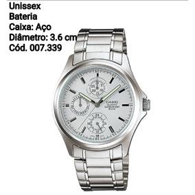 ebff2ea820d Relogio Casio Mtp 1246d 7a - Relógios no Mercado Livre Brasil