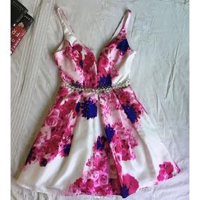 Vestido Floreado Primavera Verano Fiesta