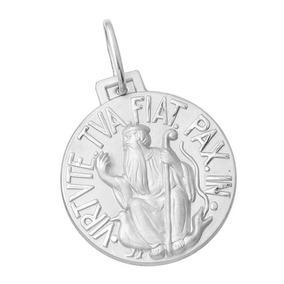 Medalha De Sao Bento Ouro Pingentes Pedras - Joias e Relógios no ... 0c7d9e80b7