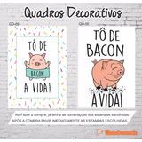 Quadros Com Frases Divertidas Para Cozinha No Mercado Livre Brasil