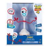 Forky Muñeco Toy Story 4 Con 15 Frases Y Canciones (2984)