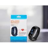 Relógio Pulseira Smartband M3 Monitor Cardiaco, Passos, Sono