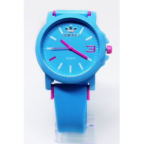 fd1c59331f8 Relogio Adidas Azul - Relógios no Mercado Livre Brasil