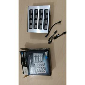 Painel Modular De Porteiro Eletrônico Duplo 16 Botões Compor