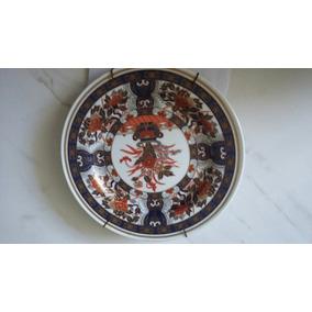 Prato Porcelana Dp Handcrafted 20-24 Karat Gold