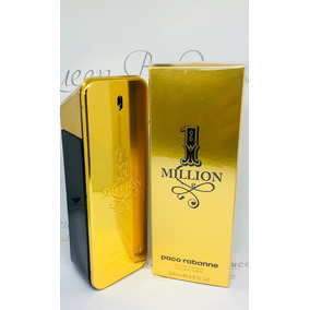 Perfume One Million Edt. 200ml - 100% Original + Amostra