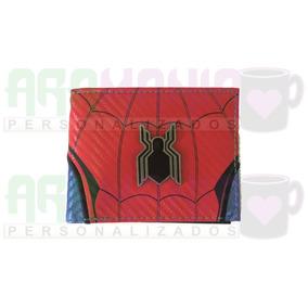 Carteira Homem Aranha Spider Man Home Coming Marvel