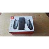 Joy-con Charging Power Grip Nintendo Switch Nuevo Y Sellado